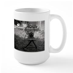 Holga Rat on a See-Saw Mug