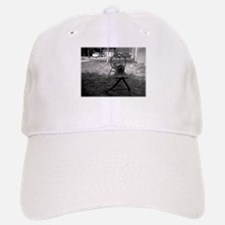 Holga Rat on a See-Saw Baseball Baseball Cap