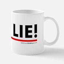 You Lie! 2 Mug