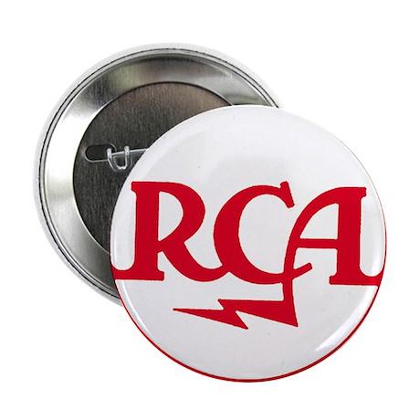 """RCA meatball 2.25"""" Button"""