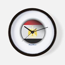 Egypt - Heart Wall Clock
