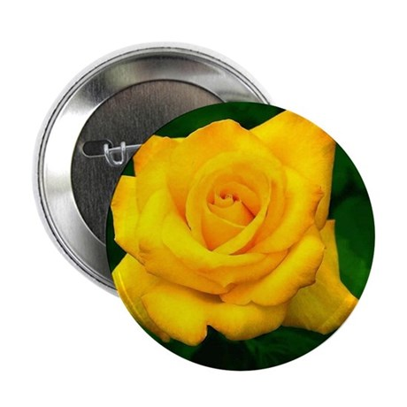 "Flower #55, 2.25"" Button (100 pack)"