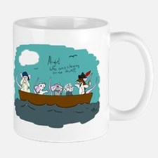 Trouble on Deck Small Small Mug