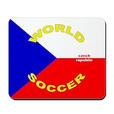 Czech Republic World Cup Mousepad