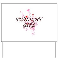 Twilght Yard Sign