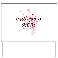 Cute Twilight mom Yard Sign