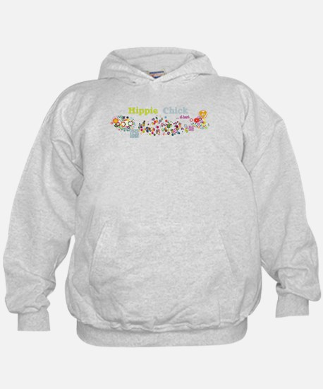 Hippie Chick at Heart Hoody