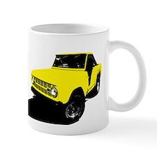 Yellow Bronco Mug