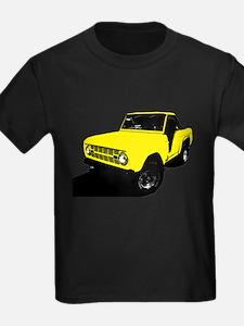 Yellow Bronco T
