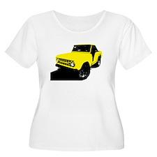 Yellow Bronco T-Shirt