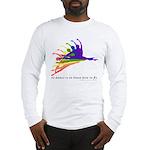Rainbow Jete Long Sleeve T-Shirt