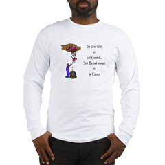 Long Sleeve Witch Healing T-Shirt