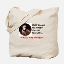 Anti-Cruelty Tote Bag