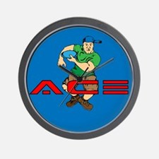 The Original Ace Wall Clock