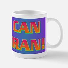 CAN IRAN! Mug
