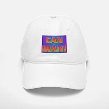 CAN IRAN! Baseball Baseball Cap