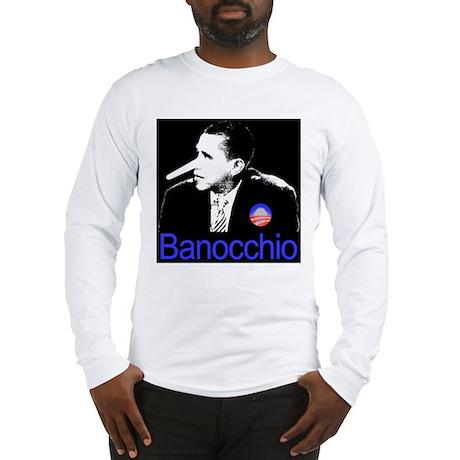 Banocchio - Long Sleeve T-Shirt