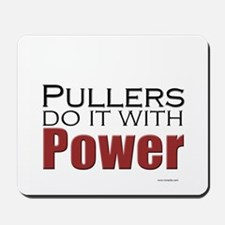 Tractor Pullers Mousepad