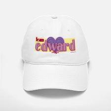 Team Edward Baseball Baseball Cap..co-ordinating tees and gifts too!