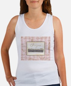 Cool Powder room Women's Tank Top