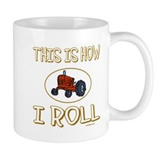 FARMER'S TRACTOR Small Mug