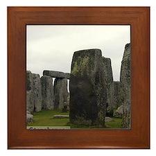 Ancient wonder Framed Tile