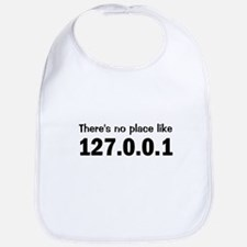 There's No Place Like Home Bib