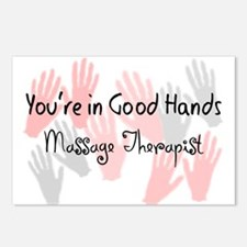 Massage Therapy Postcards (Package of 8)