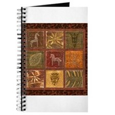 Cool African wall Journal