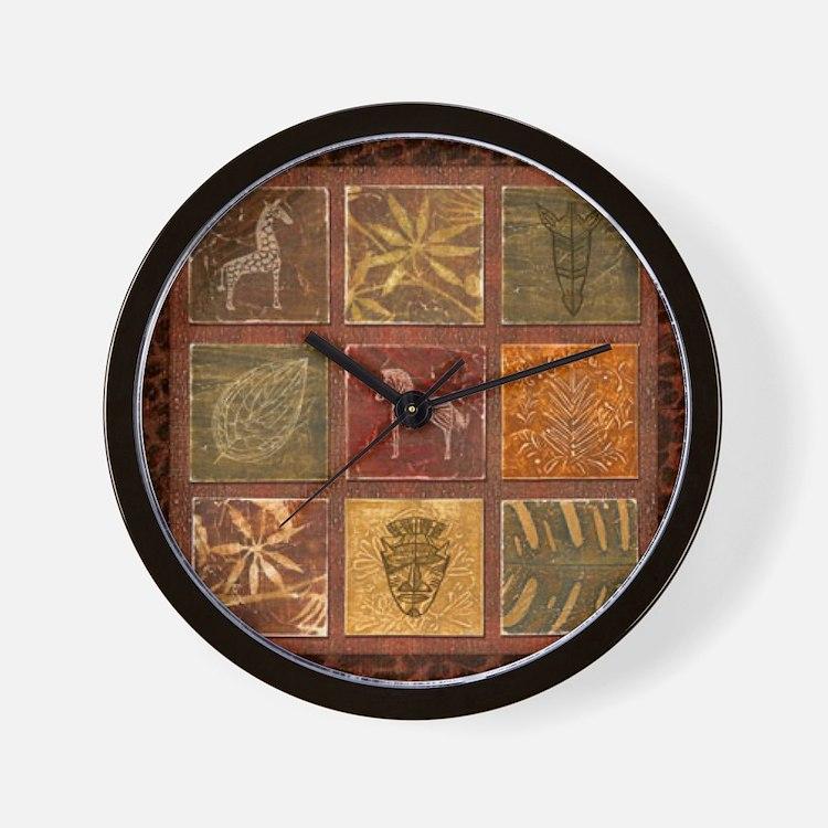 Black History Month Clocks