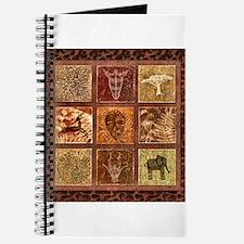 Unique African safari Journal