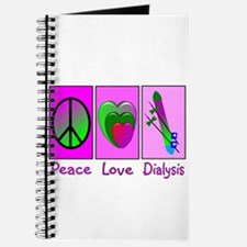 Cute Dialysis patient Journal