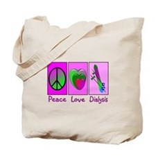 Dialysis tech Tote Bag