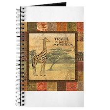 Cute African wall Journal