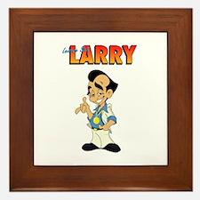 Leisure Suit Larry Framed Tile