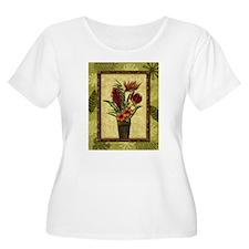 Tropical wall T-Shirt
