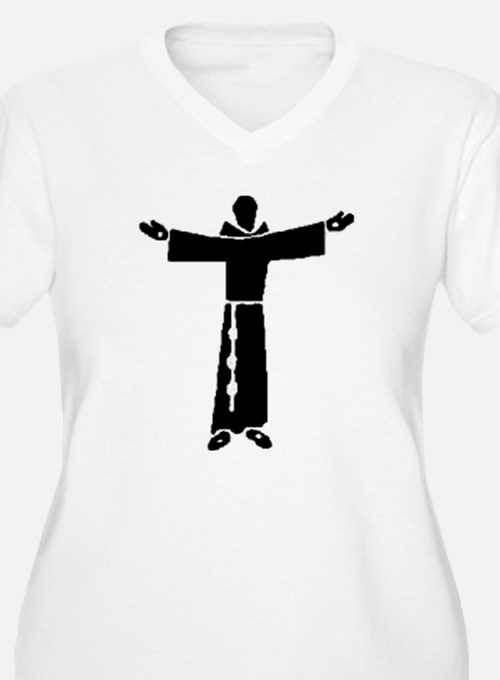 Cute St. francis T-Shirt