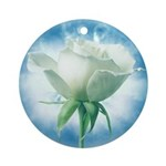 Flower 220 Ornament (Round)