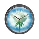 Flower 220 Wall Clock