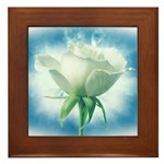 Flower 220 Framed Tile