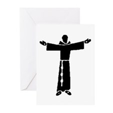 Cute St Greeting Cards (Pk of 20)
