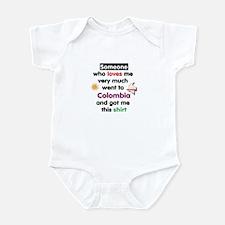 Colombia2010 Infant Bodysuit