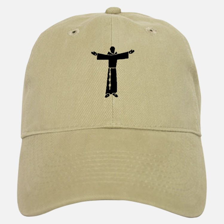 Cute Saint francis Cap