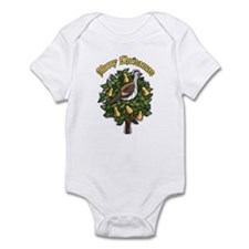 Partridge in A Pear Tree Infant Bodysuit