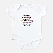 Paraguay2010 Infant Bodysuit
