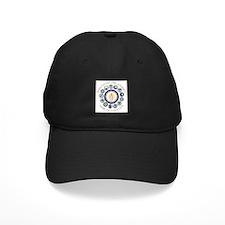 Baseball Hat/BW symbol