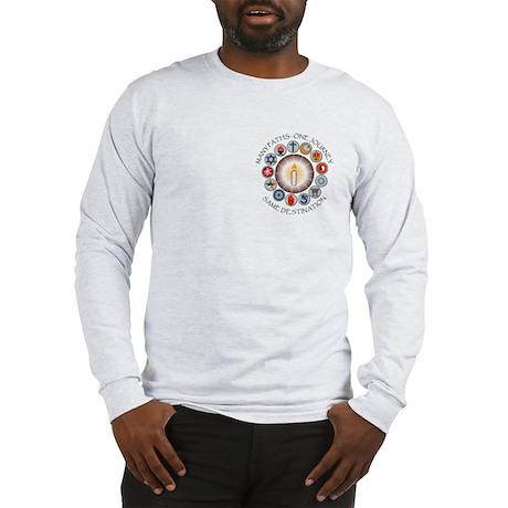 Symbols_Colored_TX Long Sleeve T-Shirt