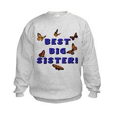 Best Big Sister! (2-Sided) Sweatshirt