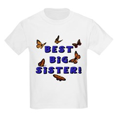 Best Big Sister! (2-Sided) T-Shirt