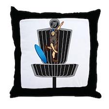 Ace Tomahawk2 Throw Pillow